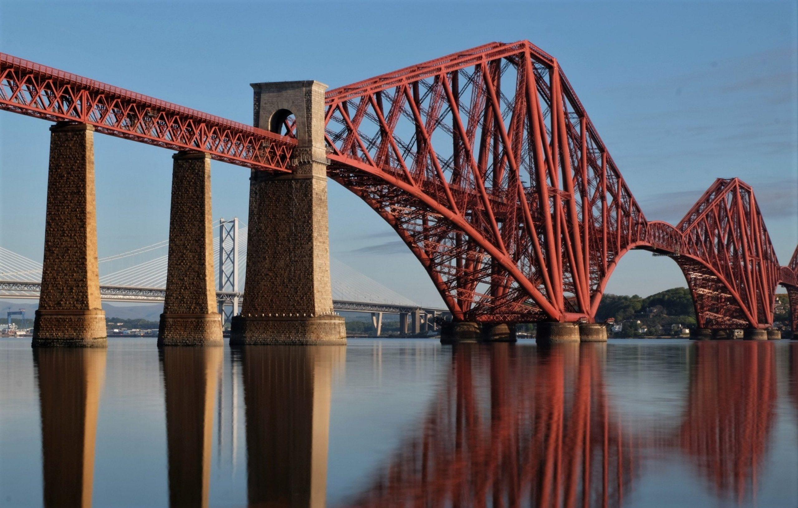 Scotland Forth Bridge