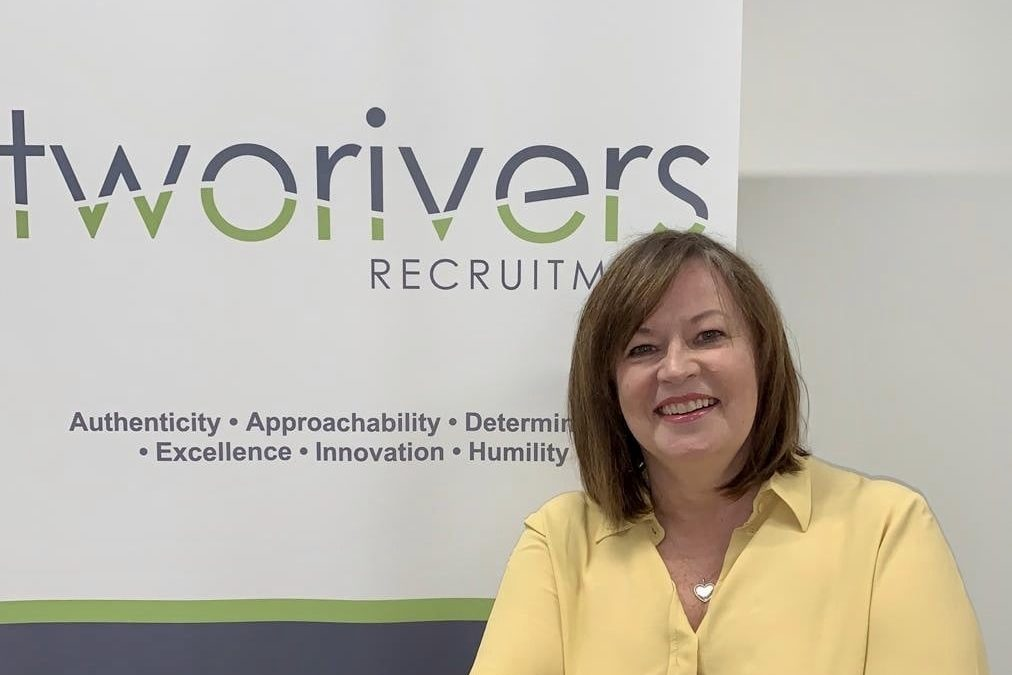 Two Rivers Recruitment boosts team with hire of highly experienced consultant Marion McColl